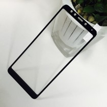 Xiaomi Redmi 5 Full Coverage Tempered Glass-Black Full Glue