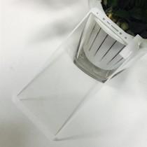 Vivo X20 Full Coverage Tempered Glass-White Full Glue