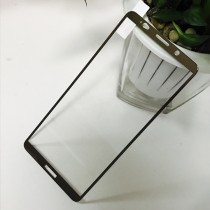 Huawei Mate 10 Pro Full Coverage Tempered Glass-Mocha Full Glue