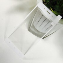 Vivo Y55 Full Coverage Tempered Glass-White Full Glue