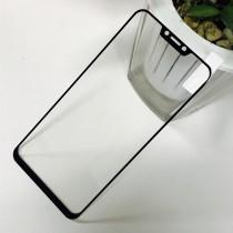 Asus Zenfone 5 ZE620KL Full Coverage Tempered Glass-Black Full Glue