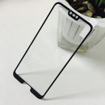 Huawei Honor 10 Full Coverage Tempered Glass-Black Full Glue
