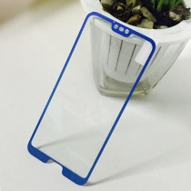 Huawei Honor 10 Full Coverage Tempered Glass-Blue Full Glue