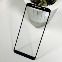 ASUS Zenfone Max Pro (M1) ZB602KL Full Coverage Tempered Glass-Black Full Glue