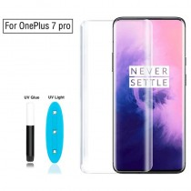 Oneplus Series UV Full Glue Tempered Glass Screeen Protector