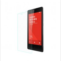 Xiaomi Redmi 2 Clear Transparent Tempered Glass